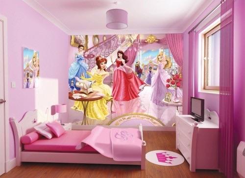 Princess mural 2, Princess mural
