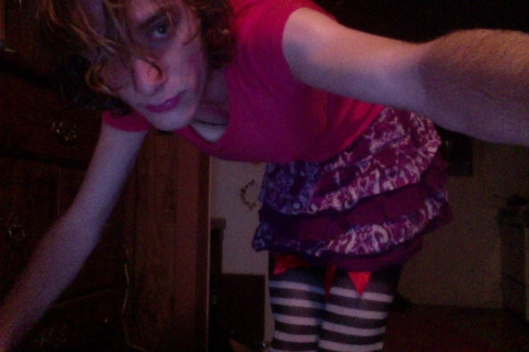 ^_^ HI HI First Uploads!, Image tags., Humiliation,Str8 Orientation,Feminization,Sissy Fashion