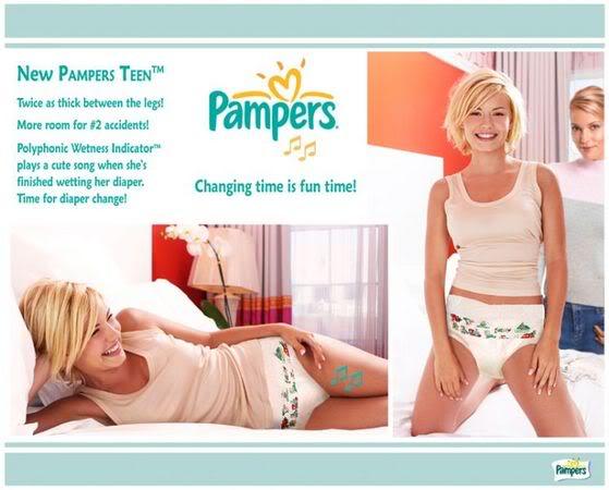 Teens in pampers pics, polish vagina