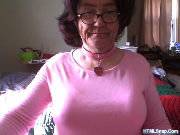 Big Girl - boobies and pink top, pink top, Feminization,Dominating Mistress Or Master