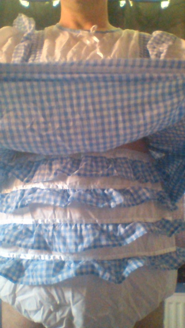 Gingham Panties