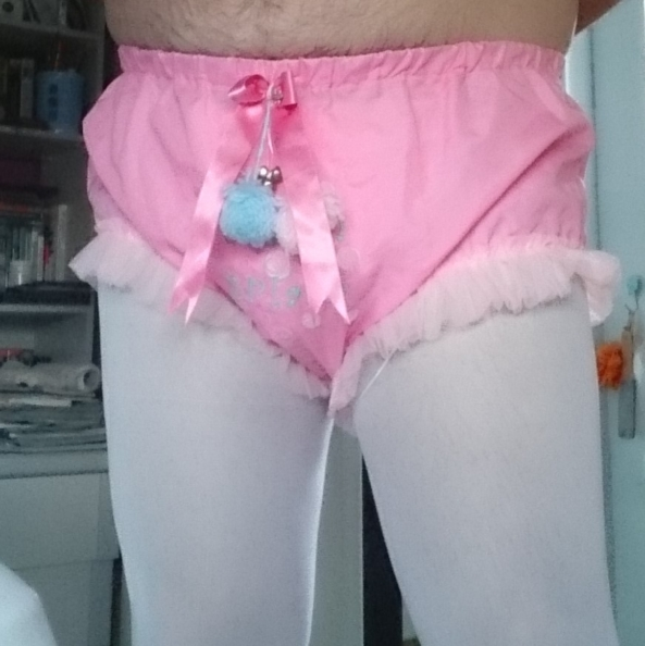 Cute panties, sissy, Adult Babies