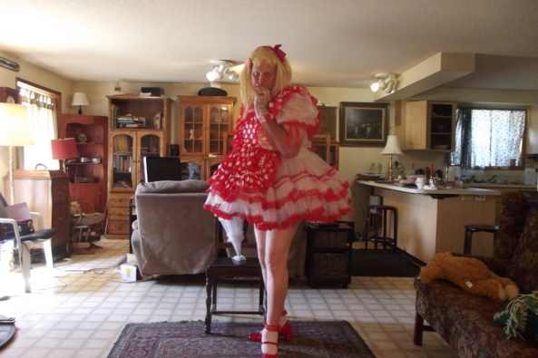 Special.....Maid.... - just a normal day, sissy,crossdress,, Feminization,Sissy Fashion