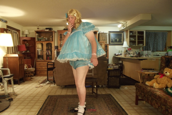 Mama says we are going out - Oh dear!, sissy,crossdress,, Adult Babies,Feminization,Dolled Up,Bad Boy To Good Girl