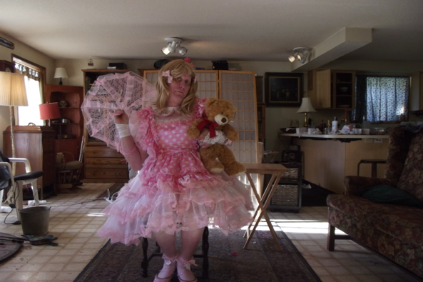 More Pink, More Better, sissy,crossdress,, Feminization,Sissy Fashion,Dolled Up