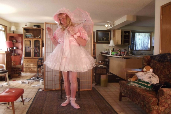 Is it Spring Yet?, sissy,crossdress,, Feminization,Dolled Up,Sissy Fashion