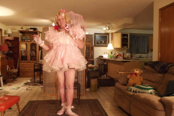my more formal prissy look - I love it when I can be...well....ME!, sissy,crossdress,, Feminization,Dolled Up,Sissy Fashion