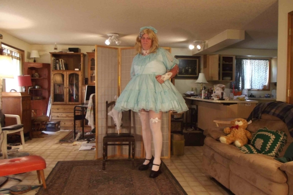 I am not sure I ever posted this - please check my videos (link in source) and tell me what you think, sissy,crossdress,, Feminization,Dolled Up,Sissy Fashion