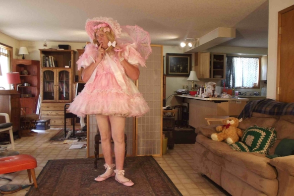 A big post;  many pics - Sugar and spice, frilly and nice, sissy,crossdress,frilly,, Feminization,Dolled Up,Holiday,Sissy Fashion