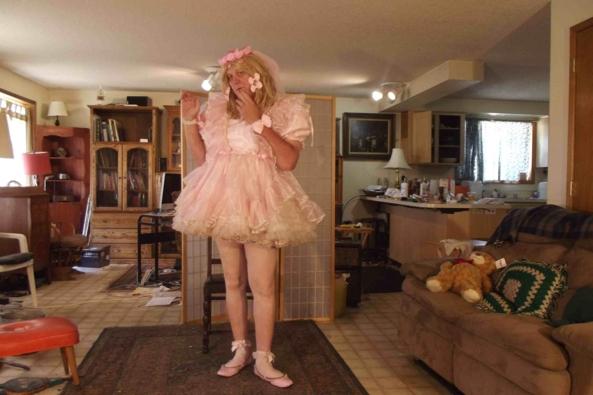 I feel so..well..  ALIVE when I dress. - Don't you dears?, sissy,crossdress,, Feminization,Dolled Up,Sissy Fashion