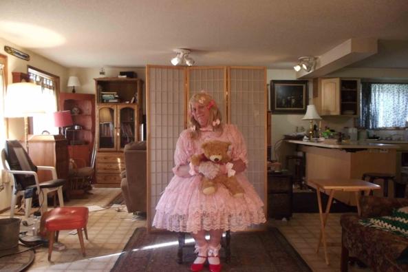 LACE - https://youtu.be/t9rQOT4Bb6o, sissy,crossdress,lace,, Adult Babies,Feminization,Dolled Up,Sissy Fashion