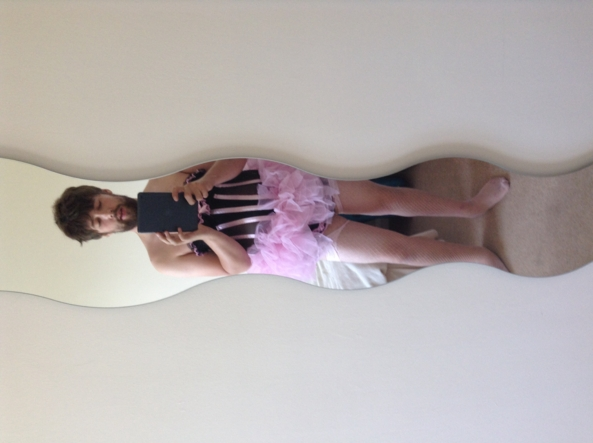 New corset and tutu
