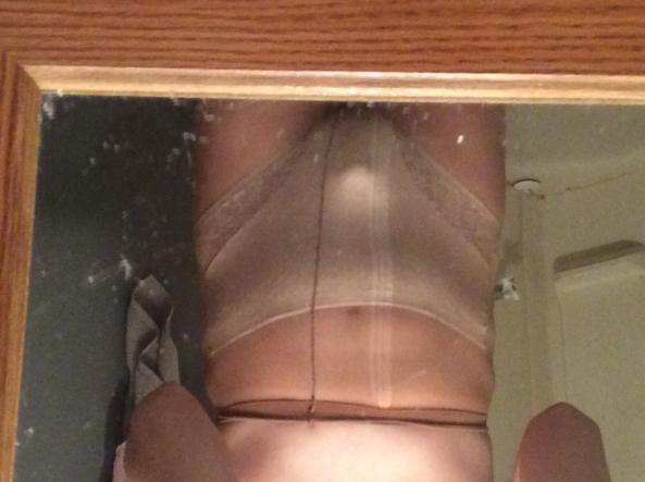 Me in pantyhose., Pantyhose