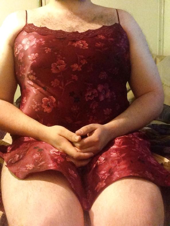 Red Dress 1, Kay,Kaytoo,Sissy Kay,Crossdressing,