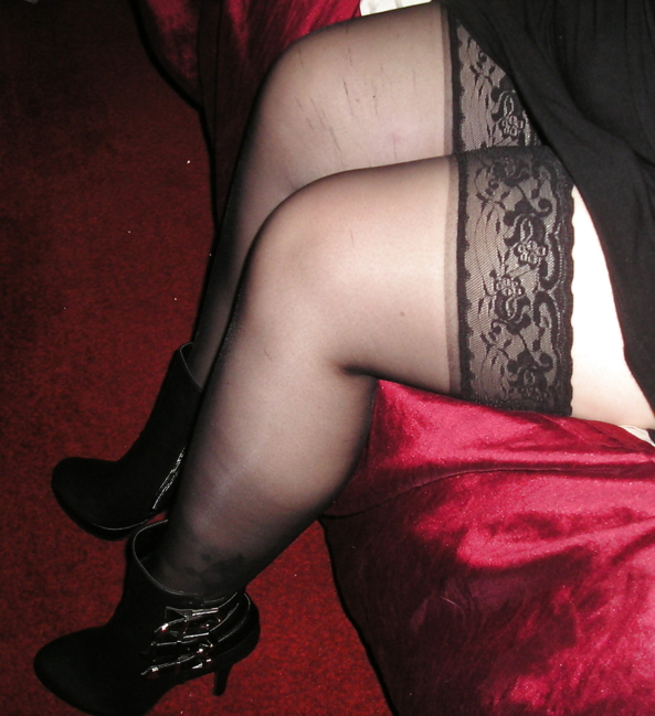 Some nice pantyhose