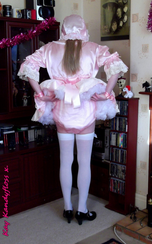 Pink Pansy - Here's the rest of my New Years Day photos - well, I couldn't resist showing off my nappy and plastic panties (giggles). xxx, sissy,sissy,girl,frilly sissy,sissy baby,nappies,diapers,plastic panties,baby bottle,sissy dress, Adult Babies,Feminization,Diaper Lovers,Dolled Up,Holiday,Dominating Mistress Or Master