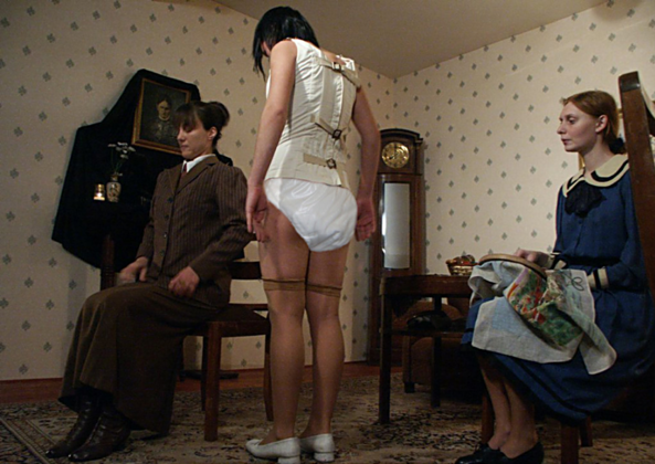 Old time nappy punishment. - Just love these two shots - what a wonderful fantasy setting., pictures,punishment,humiliation,nappies,diapers, Adult Babies,Diaper Lovers,Dominating Mistress Or Master,Humiliation