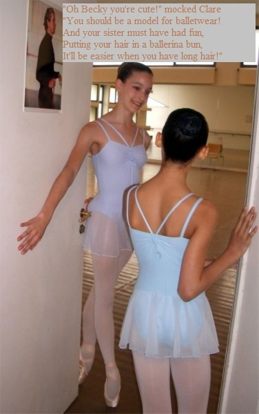 Ballerina Bex meets The Turtlenecks (part 1) - Be careful what you wish for...., ballet,ballerina,tutu,tights,leotards,enforced feminisation,, Bad Boy To Good Girl,Feminization,Sissy Fashion,Dominating Mistress Or Master