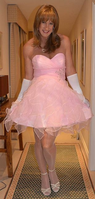 The Love Of Dressing Sissy - Great Pictures To View, Crossdresser, Feminization,Sissy Fashion,Fairytale,Dolled Up