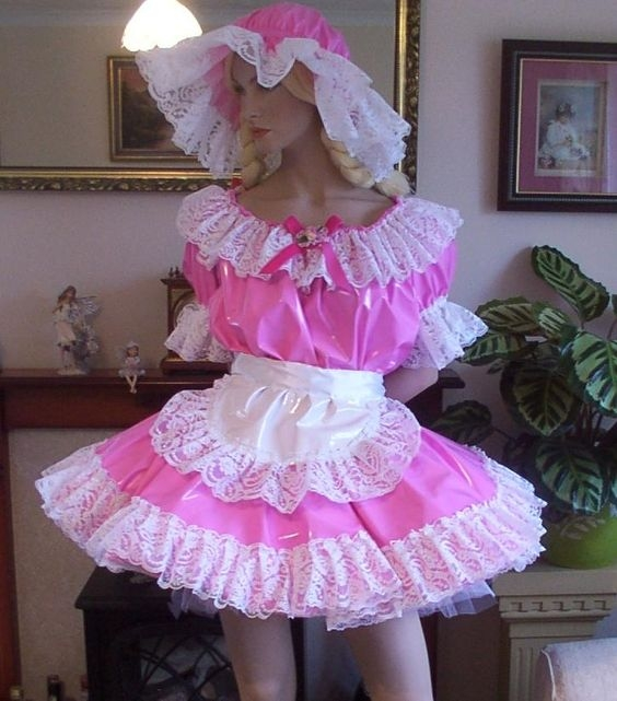 Sissy Dress Up Time - Dresses, Diapers Shoes & Lingerie, Crossdresser Adult Baby Sissy, Adult Babies,Feminization,Sissy Fashion,Fairytale,Diaper Lovers,Dolled Up