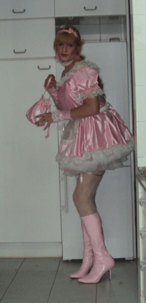 Love Those Cold Winds Under My Dress - My Plastic Panties turn Cold & Crunchy!, AB/DL Sissy Crossdresser, Adult Babies,Feminization,Sissy Fashion,Diaper Lovers,Dolled Up