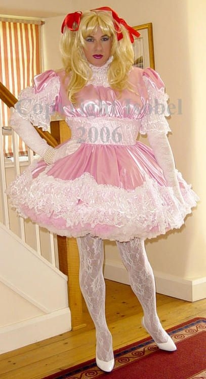 Diapers & Sissy Dresses - Lovely Feminine Dresses & Diapers, Crossdresser Adult Baby Sissy, Feminization,Sissy Fashion,Fairytale,Diaper Lovers,Dolled Up