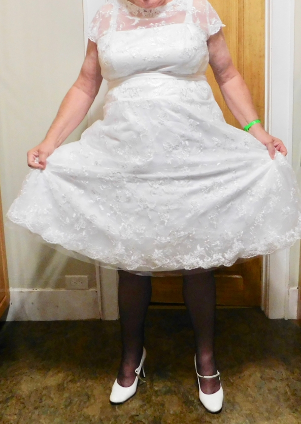 Our Dressmaker's Creation - My Wife And I Are So Pleased!, AB/DL Crossdresser Sissy, Adult Babies,Feminization,Sissy Fashion,Increased Sexuality,Diaper Lovers,Dolled Up
