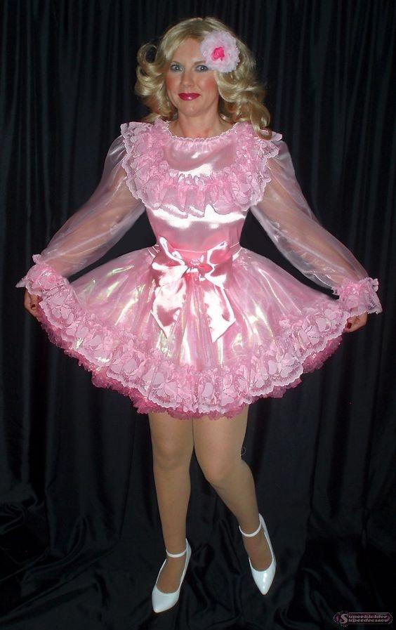 All I wear are dresses - Love Femininity, Crossdresser, Feminization,Sissy Fashion
