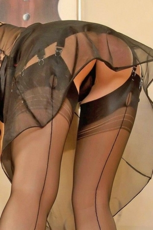 Party In My Panties! - Everyday Is A Sheer Joy Wearing Nylons!, Sissy Crossdresser, Feminization,Sissy Fashion,Dolled Up,Increased Sexuality