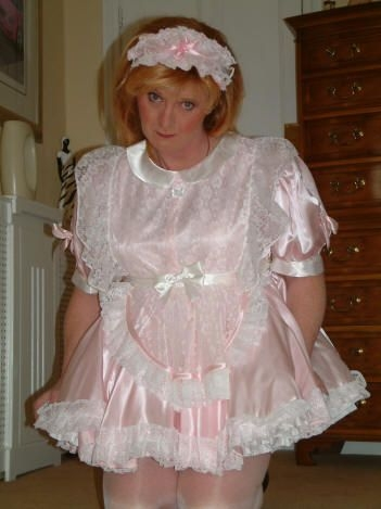 Happiness & Joy Is Being Diapered & Dressed - What A Wonderful Sensation!, AB/DL Crossdresser Sissy, Adult Babies,Feminization,Sissy Fashion,Diaper Lovers,Dolled Up