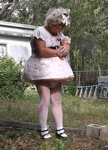 The Most Wonderful Time Of The Year - Celebrating In Diapers & Dresses, AB/DL Crossdresser Sissy, Adult Babies,Feminization,Sissy Fashion,Diaper Lovers,Dolled Up,Holiday