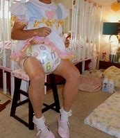 Loving Being Dressed - Diapers, Plastic Panties and Lingerie, AB/DL Sissy Crossdresser, Adult Babies,Feminization,Sissy Fashion,Diaper Lovers,Dolled Up