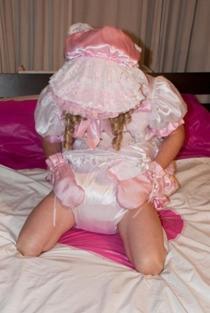 Satisfaction Guaranteed - Silky Fabrics, Bulky Diapers, On Display, They're Watching!, A/B D/L Sissy Humiliation Gay, Adult Babies,Feminization,Dominating Mistress Or Master,Sissy Fashion,Diaper Lovers,Gay Orientation,Dolled Up,Bondage