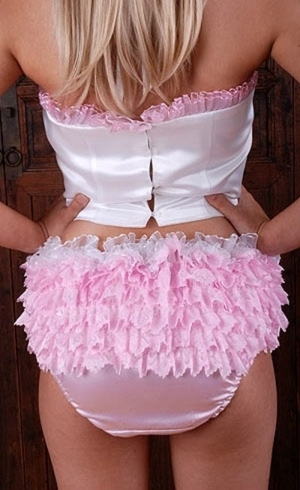 Happy Sissy Weekend - Looking Forward To More Femininity!, AB/DL Sissy Crossdresser, Adult Babies,Feminization,Sissy Fashion,Fairytale,Increased Sexuality,Diaper Lovers,Dolled Up