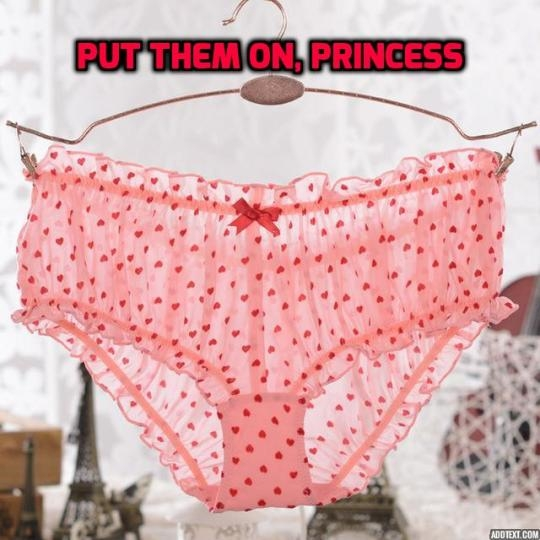 You know You Want Them - You Know You Need Them, Sissy Crossdresser, Feminization,Sissy Fashion,Dolled Up