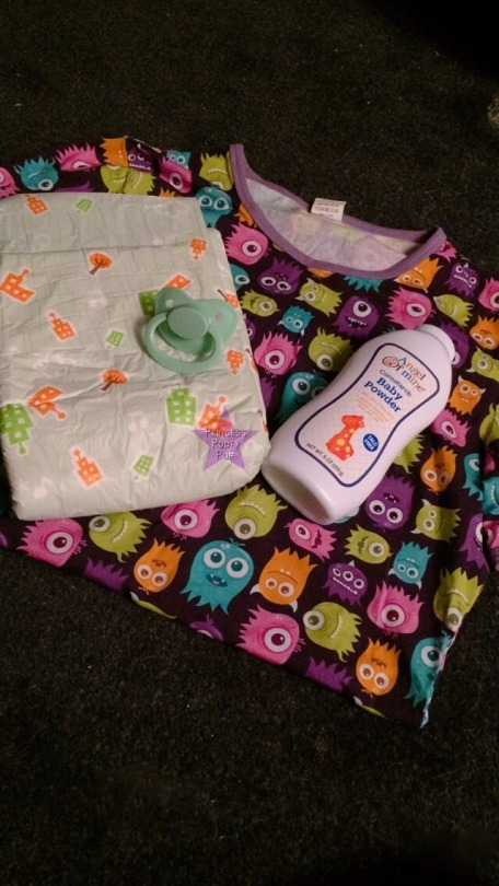 Cute Halloween Diapers - For all our baby ghosts & goblins!, AB DL Sissy, Adult Babies,Feminization,Diaper Lovers