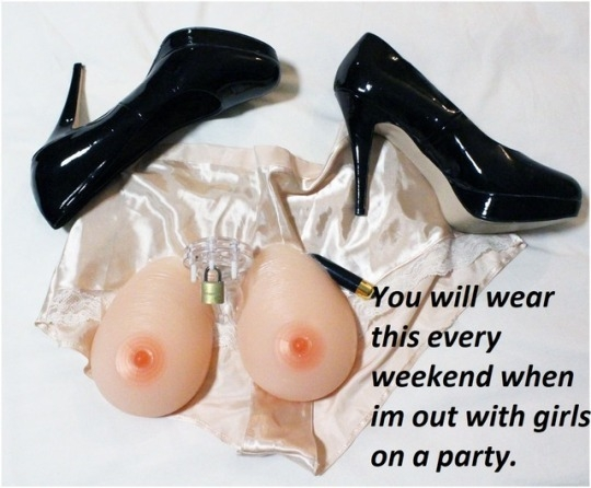 Sissy accessories - Female ONLY from now on, Sissy Crossdresser, Feminization,Sissy Fashion,Increased Sexuality,Dolled Up