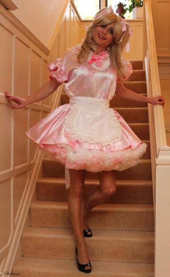 Love To Be Dressed! - Ready for Another Day, Transvestism,Sissy,Diapers,Crossdressing, Feminization,Adult Babies,Sissy Fashion,Diaper Lovers,Dolled Up
