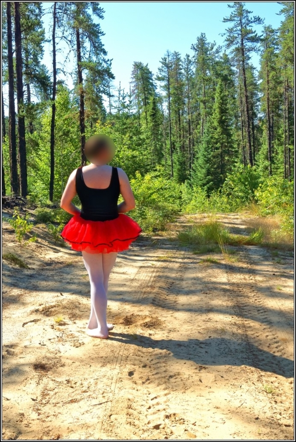 Cute red little tutu, forest,outdoor,tutu,velvet,red, Fairytale,Sissy Fashion,Body Suits,Feminization