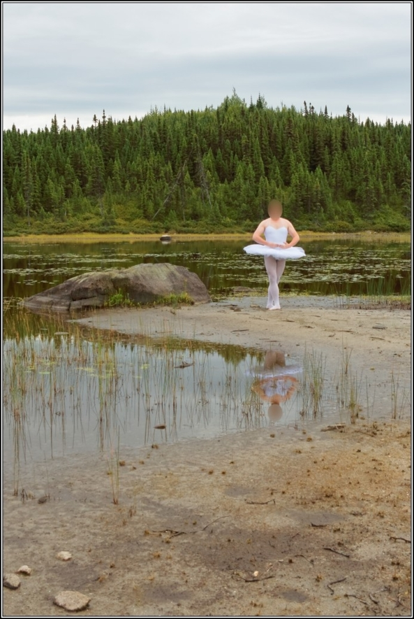 Sissy ballerina 2 - Romantic tutu's lake - Pt1 - pretty sissy ballerina her beautiful tutu - Romantic tutu's lake - part one, platter,tutu,ballerina,ballet,outdoor,crossdresser,forest, Sissy Fashion,Body Suits,Feminization,Fairytale