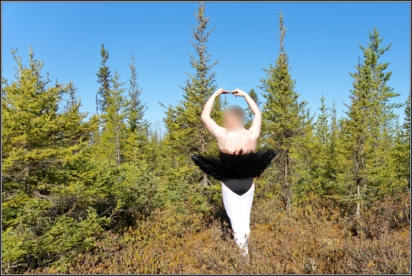 Black tutu 1 - Part 1, platter,tutu,outdoor,sissy,ballerina,ballet, Sissy Fashion,Body Suits,Fairytale