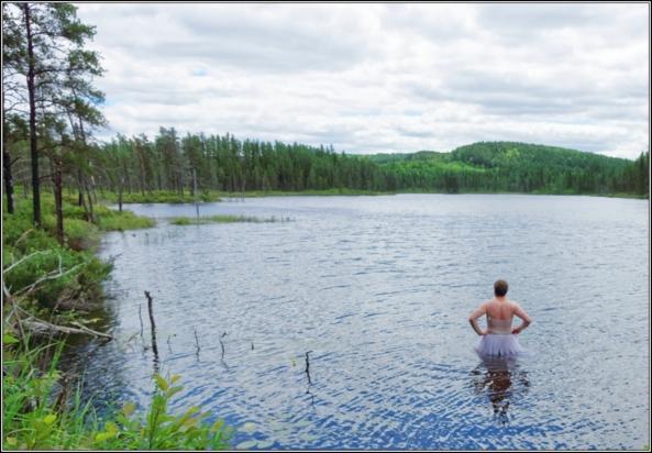 Romantic tutu in the lake, forest,ballerina,tutu,romantic,ballet,outdoor,crossdresser,lake, Body Suits,Sissy Fashion,Fairytale