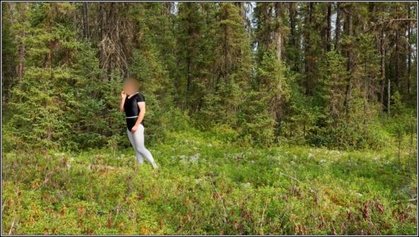 Black short sleeve leotard - Part 1, leotard,black,forest,wood,outdoor,crossdress, Sissy Fashion,Body Suits,Fairytale