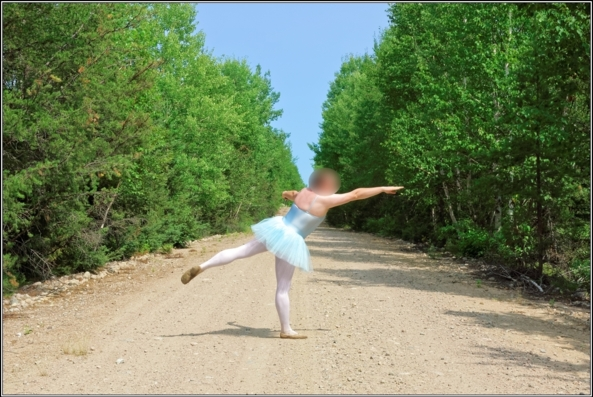 Blue tutu - part 1, blue,tutu,outdoor,forest,crossdresser,ballet,ballerina, Sissy Fashion,Body Suits,Fairytale