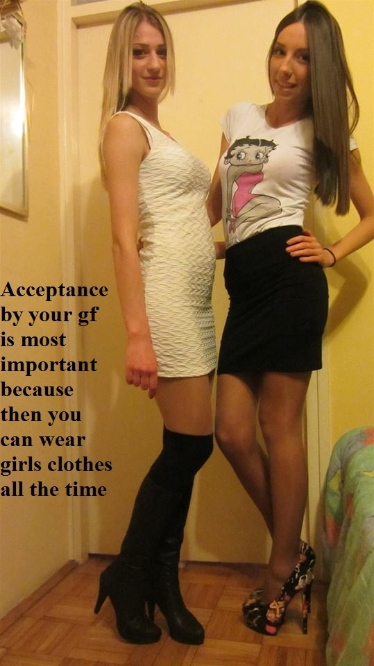 :) - Some favorite captions!, sissy,feminization,FemDom, Feminization,Hormones,Dominating Mistress Or Master,Humiliation,Bisexual Orientation,Sissy Fashion,Increased Sexuality,Dolled Up,Bad Boy To Good Girl