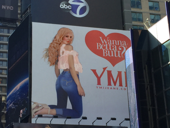 YMI - Billboard of Pamela Sugarpanti, girly jeans sissy girl, Anal Sex,Mind Altering,Sissy Fashion,Hormones,Feminization,Pop Culture