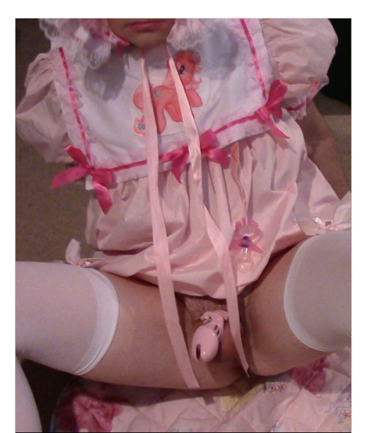 Sissy baby getting herself out there. - Showing of, adult baby,sissy baby,chastity,adult sissy baby, Adult Babies,Feminization,Sex Toys,Diaper Lovers,Dolled Up,Humiliation,Sissy Fashion