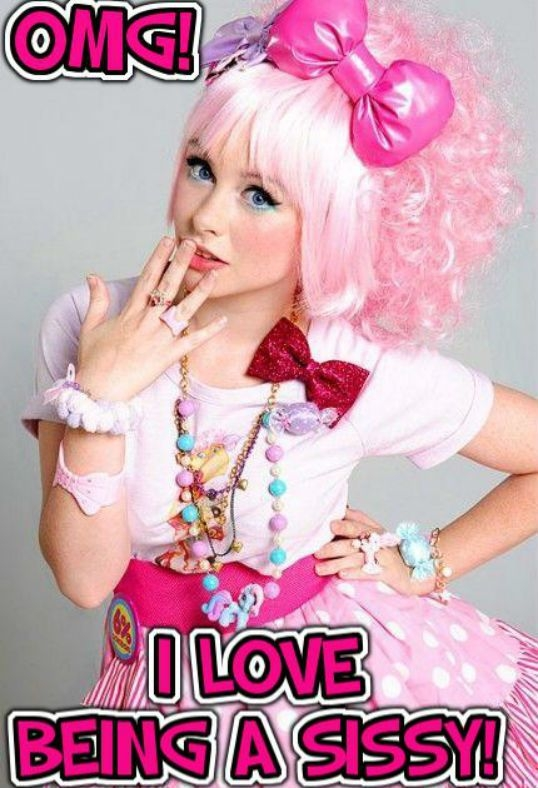 Sissy Pic's I love - Different Sissy Pic's and a toon! , Sissy pictures of lovely ladies!, Sissy Fashion,Pop Culture