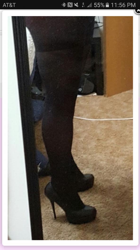 Sissy Sherry - Sissy legs, Legs, Sissy Fashion
