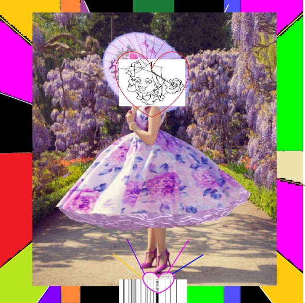 SPECIALS IN A SPECIAL W'DR WORLD - SOMETHING ROSES, SOMETHING BEAUTY, ALL LOVE... AND FOREVER SCENTICS...LOVE...sorority , a golden  question of dadivous HEARTS...KISSES...r.e., contemporany web art dialogues,digital collage,blessing message to tg,syssies and all persons,of this wonder + world,dg activist art,sororitys, Feminization
